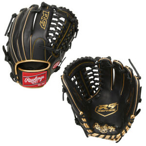 "Rawlings R9 Series Modified Trapeze Web 11.75"" Infield Model Baseball Glove"