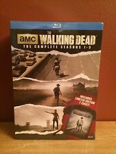 The Walking Dead Seasons 1-3 with Limited Edition T-Shirt Blu Ray Brand New