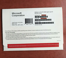Microsoft Windows Server 2016 Standard 64 Bit 16 Core License Key DVD & COA