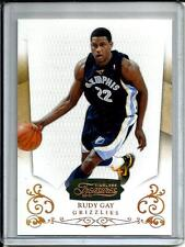 Rudy Gay 10/11 Timeless Treasures Gold Parallel #3/10
