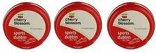 3 x Cherry Blossom Neutral Sports Dubbin 50ml Tin Ideal For Football Boots