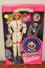 1994 Astronaut Barbie 25th Anniversary of Apollo 11 Moonwalk # 12149 Nrfb