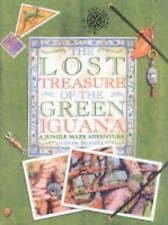The Lost Treasure of the Green Iguana, New, Rossell, Judith Book