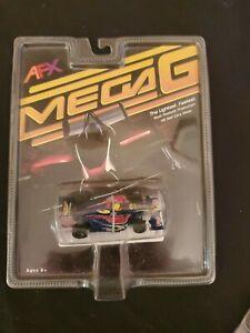 Tomy AFX MEGA G SRT Super G Plus FULL TILT INDY Slot Car New Aurora