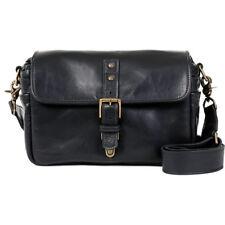 ONA Bowery Camera Bag (Leather, Black)