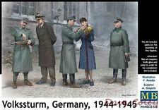 Master Box 35172 1:35th escala Volkssturm, Alemania, 1944-1945