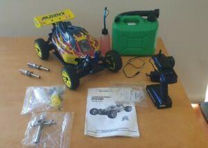 HSP Bazooka Off Road Buggy 4wd Model Car Gas Nitro racing RC radio control