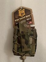 High Speed Gear MOLLE Mounted Handcuff Taco Pouch- Multicam