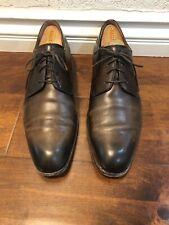 magnanni Mens Brown Oxford Shoes Size 12m US