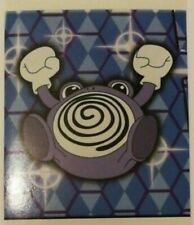 Official Pokemon Nintendo 1999 Vintage Retro Merlin Sticker Number 235 poliwhirl