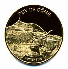 63 ORCINES Panoramique des Dômes 11, Vache Salers, 2020, Monnaie de Paris