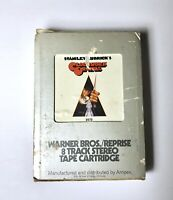 Soundtrack A Clockwork Orange 8-Track Stereo Cartridge WAR M 2573