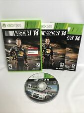 NASCAR 14 (Microsoft Xbox 360 2014) Target Exclusive - Complete CIB Tested