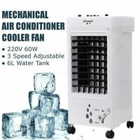 Mechanical Air Conditioner Cooler Fan Mini Room Summer Cooling Humidifie