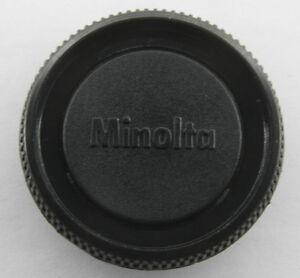 Minolta - Plastic Twist On Body Cap - USED V393