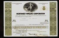 Northwest Pipeline Corporation ( now Williams Salt Lake City UT ) - Oil / Pipe L