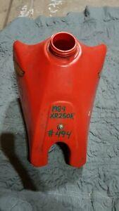 1984 Honda XR250 fuel tank