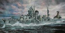1/350 Hasegawa - 40026  IJN Light Cruiser Yahagi 1945  Operation Ten-Ichi-Go