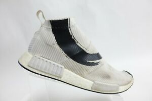 ADIDAS NMD White Sz 12 M Men Koi Fish Running Shoes