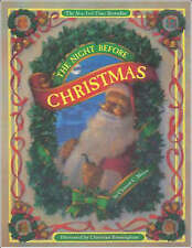 The Night Before Christmas Paperback Children's & Young Adults' Fiction Books