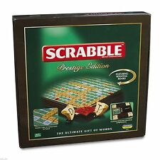 Scrabble Board & Traditional Games