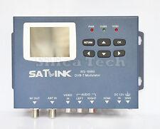 Original Satlink WS-6990 1 Route DVB-T modulator/ AV/ HDMI