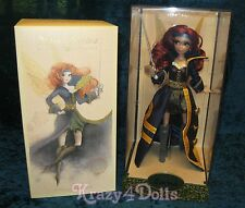 Disney Designer Fairies Collection Limited Edition Doll Zarina Pirate Fairy!