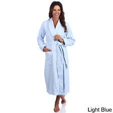 Soho Cotton Spa Bath Robe Size S Pale  Blue