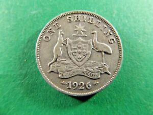 AUSTRALIAN 1926 Shilling