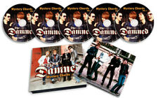 THE DAMNED RARE, LIVE & UNRELEASED 5 CD