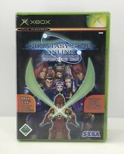 Xbox-Phantasy Star Online Episode I & II (Microsoft Xbox, 2003, DVD-box)