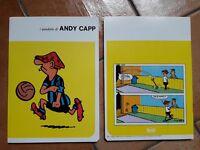 QUADERNO VINTAGE ANNI 70 (1973)  SCUOLA ELEMENTARE SERIE ANDY CAPP new