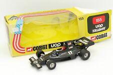 CORGI FORMULE 1 F1 UOP SHADOW #155