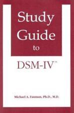 Study Guide to Dsm-IV by Fauman, Michael A.