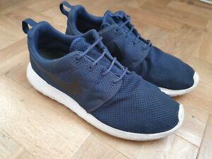 Offers encouraged - Nike Roshe Run Midnight Navy Blue UK 8