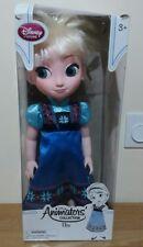 Colección Elsa Muñeca Animators en Caja Frozen Disney Store