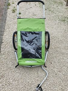 Croozer kid for 2 Cycling Trailer - used