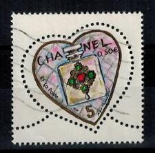 timbre France n° 3632 oblitéré année 2004