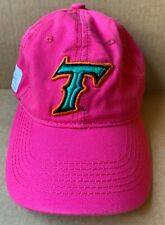 NORFOLK TIDES MINOR LEAGUE BASEBALL CAP HAT, FUCHSIA, NATURE CONSERVANCY, VA
