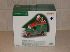 Dept. 56 Christmas Village Express New Old Stock Unused With Box And Packing