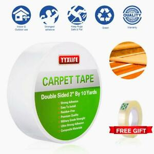 Double Sided Carpet Tape for Area Rugs Carpet Adhesive Rug Gripper Removable