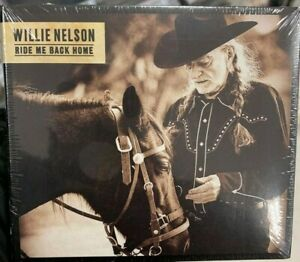 Willie Nelson Ride Me Back Home 2019 CD