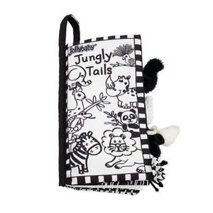 Black and White Soft Cloth Books for Babies.