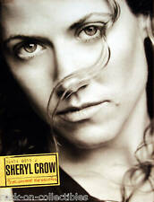 Sheryl Crow 1998 Globe Sessions Original Promo Poster