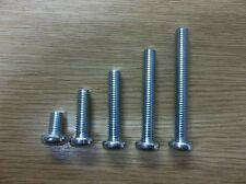 Yamaha PW50 1982/96 Full Engine Cover M6 Phillips Panhead Screw Set QEC054
