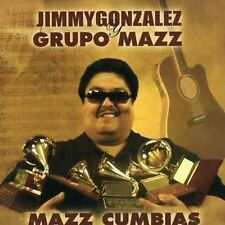 JIMMY GONZALEZ Y GRUPO MAZZ - MAZZ CUMBIAS