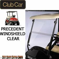 Club Car Precedent Golf Cart Windshield CLEAR (Free Shipping)