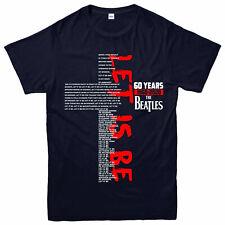 The Beatles Rock Band Camiseta 1960 2020, los Beatles Jesús Regalo La Mejor