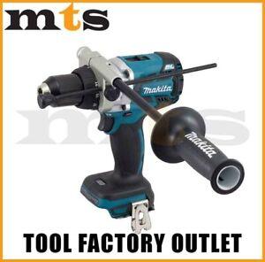 Makita Xph07 / Dhp481 18V Brushless Cordless Lith - Ion Hammer Drill Driver