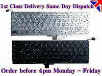 "New Genuine Apple Macbook Pro A1278 13.3"" UK Layout Laptop Keyboard 2009-2012"